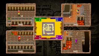 What Zelda: Spirit Tracks' Multiplayer Looks LIke