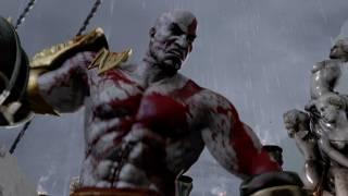Kratos Exacts Vengeance in God of War III