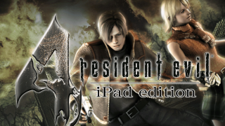 Here's What Resident Evil 4 Looks Like On The iPad