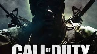 Here's the Call of Duty: Black Ops Box Art
