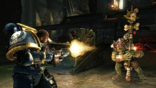 Relic And Warhammer 40K Deploy A Tougher Space Marine