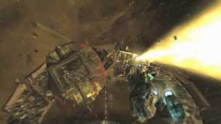 Dead Space 2's Isaac Clarke Makes Like Superman