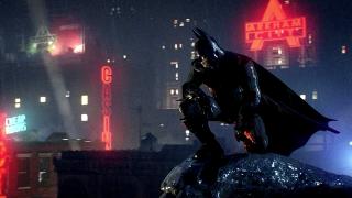 The Batman Lurks in Arkham City