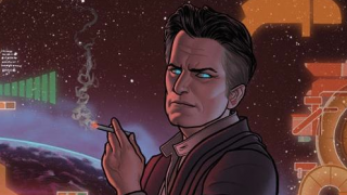 New Mass Effect Comic Series Focuses On The Illusive Man