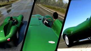 Check Out Some Jaguars in Test Drive Unlimited 2