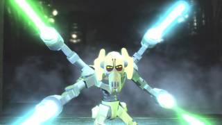 Lego Star Wars III, The Launch Trailer