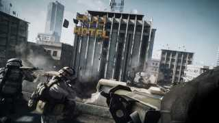 Here's Your First Look at Battlefield 3 in Motion