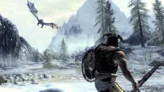 The Elder Scrolls V: Skyrim, In Motion