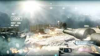 Ride Along on Battlefield 3's Thunder Run