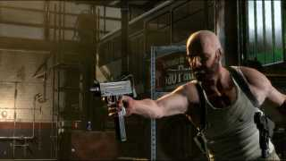All About the Shootin' in Max Payne 3
