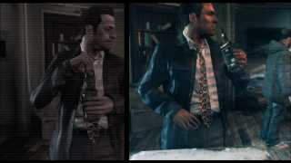 Visual Effects and Cinematics in Max Payne 3