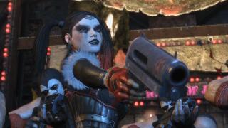 Harley Quinn Wants Revenge in Arkham City: GOTY Edition