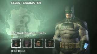 Wii U Launch: Batman: Arkham City Armored Edition