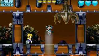 Wii U Launch: Mighty Switch Force: Hyper Drive Edition