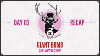 Giant Bomb's 2014 Game of the Year Awards: Day Two Text Recap