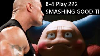 8-4 Play 11/16/2018: SMASHING GOOD TIME