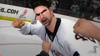 NHL 10 Trailer: Refinements