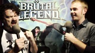 Tim Schafer on Brütal Legend