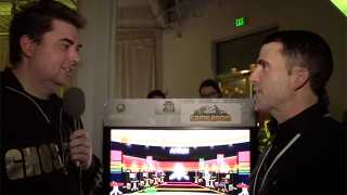 Giant Bomb at X10: Game Room