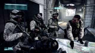 Battlefield 3: Fault Line Episode 1 Trailer