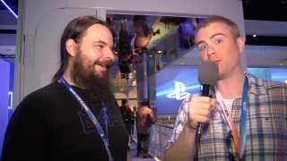 E3 2012: Dyad Interview