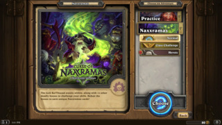 Hearthstone: Curse of Naxxramas