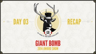 Game of the Year 2014: Day Three Recap