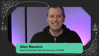 Alex's Favorite Old-Ass Games of 2019