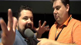 Giant Bomb at PAX 2008