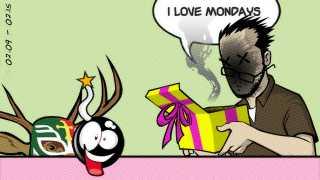 I Love Mondays - 02/09/09