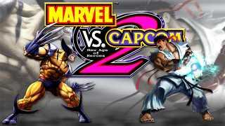 """Marvel vs. Capcom 2 """"Touching"""" Trailer"""