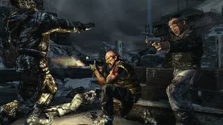 Famous People Shoot Zombies in Black Ops' Call of the Dead DLC