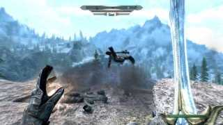 Here's a Look at Skyrim's Upcoming Kinect Voice Commands