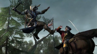 Here's the REAL Assassin's Creed III Trailer We Were Promised Last Week
