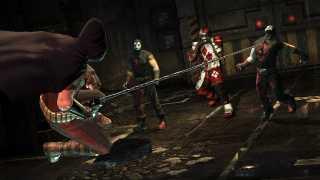 Robin Takes Center Stage In Harley Quinn's Revenge