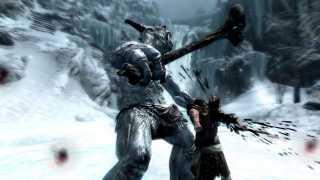It's Vampires Versus Not-Vampires In Dawnguard, Skyrim's Upcoming Add-On