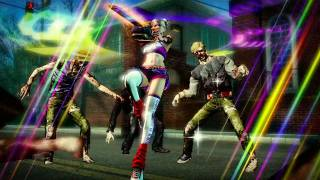 Here's a Peek at the Ludicrously Colorful Combat of Lollipop Chainsaw