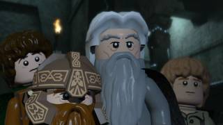 Lord of the Rings Gets Adorably Blocky, Courtesy of Lego and TT Games