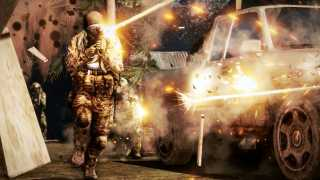 Here's a Look at Medal of Honor: Warfighter's Multiplayer