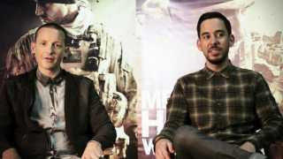 Linkin Park Totally Wrote a Song for Medal of Honor: Warfighter