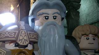 The LEGO Lord of the Rings Developers Talk About Crafting Middle-Earth Out of Digital Blocks