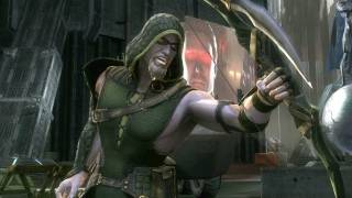 Here's Your First Look at Green Arrow in Injustice: Gods Among Us