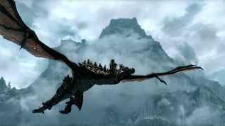 Skyrim's Dragonborn DLC Teaches You How to Train Your Dragon