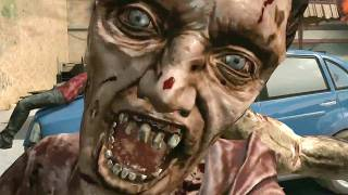 This Is a Fan Edit of Early Walking Dead: Survival Instinct Gameplay Footage