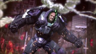 Lex Luthor Joins the Cast of Injustice: Gods Among Us