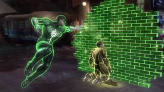 Green Lantern Is Super Angsty in This Latest Injustice: Gods Among Us Trailer