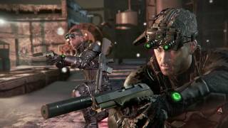 Here's a Look at Splinter Cell: Blacklist's Co-Op Play