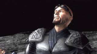 Injustice: Gods Among Us Demands That You Kneel Before Zod