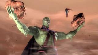 Martian Manhunter Lands in Injustice: Gods Among Us