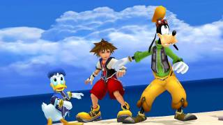 Kingdom Hearts HD 1.5 ReMIX Is Here